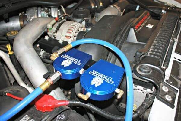 oil & coolant filter kit - 6.0 powerstroke | sinister diesel