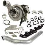 BD Rumble B S364.5 SXE Turbo Kit - 6.7 Cummins 2007.5-2016
