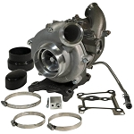 BD Turbocharger Retrofit Kit Superduty