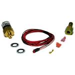 BD Red LED Low Fuel Pressure Alarm