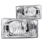 Anzo Crystal Headlights (chrome)