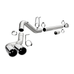 Magnaflow 4 Inch Pro Series Dual Filter-Back Exhaust System
