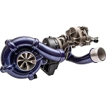 Aurora VFR Stage 1 52MM|64MM Compound Turbocharger Kit - 6.4 Powerstroke 2008-2010