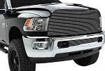 T-Rex Billet Series Polished 1-Piece Grille Replacement