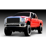 T-Rex Billet Series Black 1-Piece Grille Insert