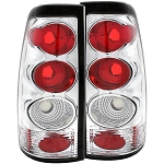 Anzo Chevrolet/GMC Taillights (Chrome)