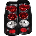 Anzo Chevrolet/GMC Taillights (Black)