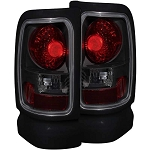 Anzo Taillights (Dark Smoke) - Ram 1994-2002