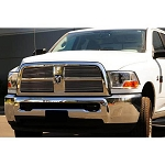 T-Rex Billet Series Polished 4-Piece Grille Overlay
