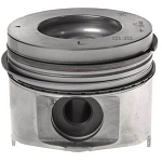 Mahle Standard Piston With Rings Left Bank