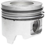 Mahle Standard Piston With Rings Right Bank