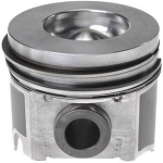Mahle Piston With Rings Standard