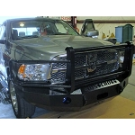 Iron Cross HD Grille Guard Front Bumper