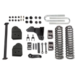 Tuff Country 5 Inch Lift Kit - Ford 2005-2007