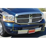 T-Rex Billet Series Polished Bumper Grille