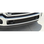 T-Rex Billet Series Black Bumper 1-Piece Grille Bolt-On