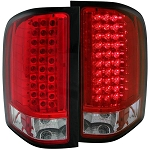 Anzo Red LED Tail Lights