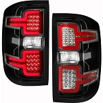 Anzo Black LED Sequential Tail Lights