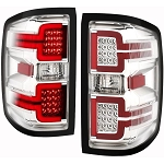 Anzo Chrome LED Sequential Tail Lights