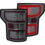 Anzo Smoked LED Tail Lights - F-150 2018-2019