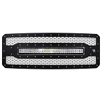 Rigid Industries RDS-Series Grille W/ 30 Inch Light Bar