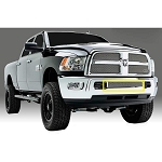 T-Rex Sport Series Chrome Bumper 1-Piece Grille Replacement
