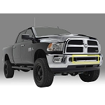 T-Rex Sport Series Black Bumper 1-Piece Grille Replacement