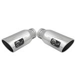 AFE Polished Exhaust Tips