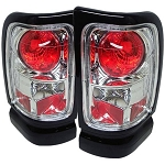 Spyder Chrome Euro Style Tail Lights - Ram 1994-2002