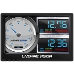 SCT Livewire Vision Performance Monitor - Powerstroke 1996-2020