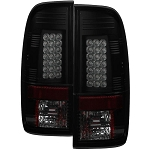 Spyder Smoked Black LED Tail Lights
