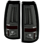 Spyder Smoke LED Tail Lights