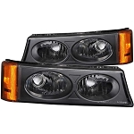 Anzo Crystal Black Parking Lights