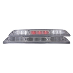 Anzo Chrome LED Third Brake Light - Super Duty 2017-2019 |  F-150 2015-2018 (Non LED Brake Light)
