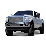 T-Rex Upper Class Series Polished Mesh Grille