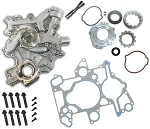 Ford Front Cover Kit w/LPOP - 6.0 Powerstroke 2004.5-2007