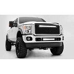 T-Rex Stealth Torch Series Black LED 1-Piece Grille Insert