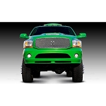 T-Rex X-Metal Series Polished 1-Piece Grille