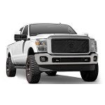 T-Rex Stealth Metal Series Black 1-Piece Grille Insert