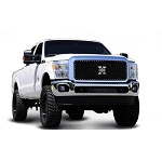 T-Rex X-Metal Series Black 1-Piece Grille Insert