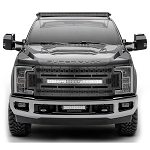 T-Rex Stealth Laser Torch Series Black 1-Piece Grille Replacement