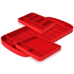 S&B Silicone Tool Tray 3 Piece Set