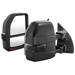 Spyder Xtune G4 Power Smoke Sequential LED Mirror Set - 7.3|6.0 Powerstroke 1999-2007