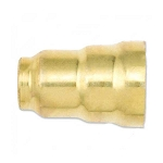 Brass Injector Sleeve - Cup