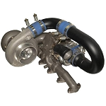 BD Power Tow & Track Twin Turbo Kit