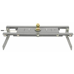 B&W Turnoverball Underbed Gooseneck Hitch - with Overload Springs
