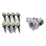 Stage 1.5 180cc 30% Set | Dieselsite 66mm Turbo - 7.3 Powerstroke Early 99