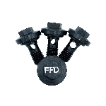 FFD Upgraded Banjo Bolts