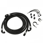 Fleece 68RFE Transmission Line Kit