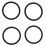 Mahle Left Side Crankcase Breather Gaskets